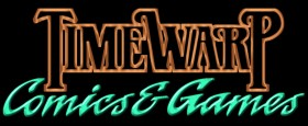 TimeWarp Comics & Games